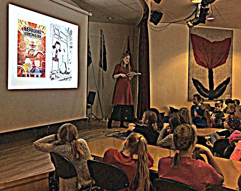Skolaheimsokn a Dalvik